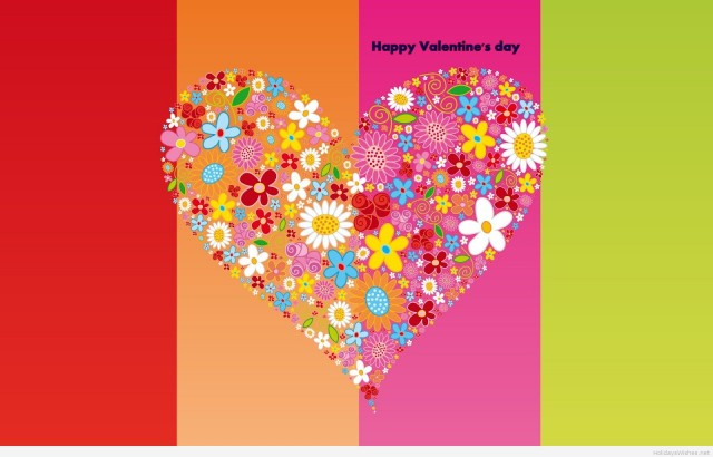 Valentine,s Day Greeting Cards Pictures-Image-Valentine Rose-Flower Day Card Photos-2