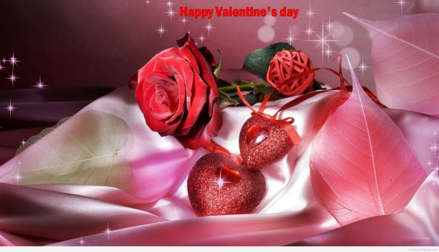 Valentine,s Day Greeting Cards Pictures-Image-Valentine Rose-Flower Day Card Photos-5