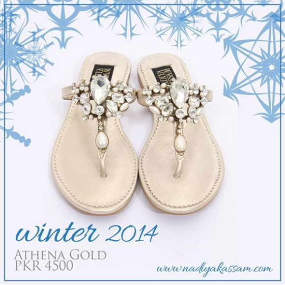 Winter Wear Footwear-Shoes  For Teen-Young Girls-Womens by Nadiya Kassam-1
