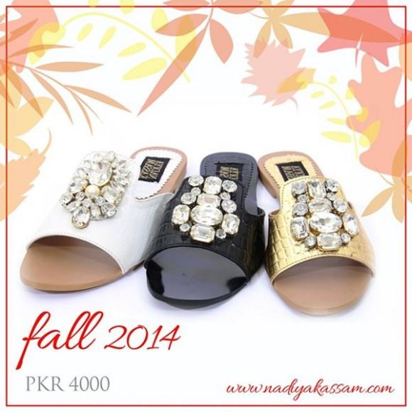Winter Wear Footwear-Shoes  For Teen-Young Girls-Womens by Nadiya Kassam-3