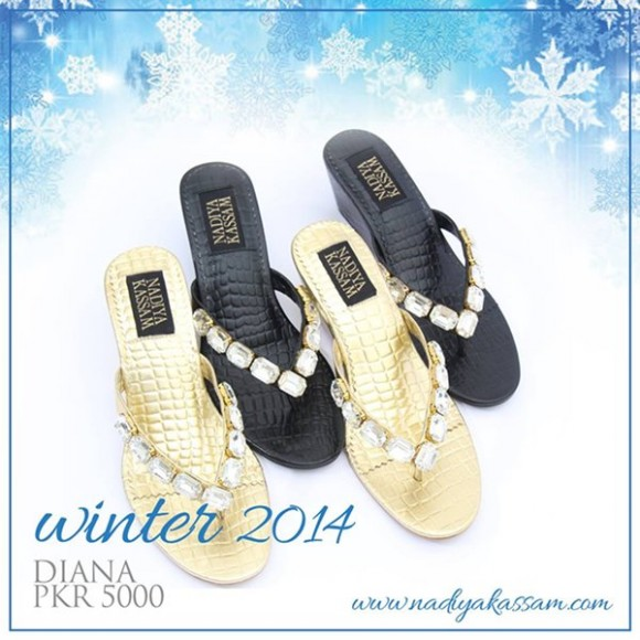 Winter Wear Footwear-Shoes  For Teen-Young Girls-Womens by Nadiya Kassam-5