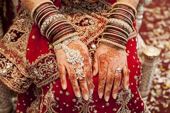 Bridal-Wedding Amazing Latest Henna Mehndi Designs for Girls-Dulhan Hands-6