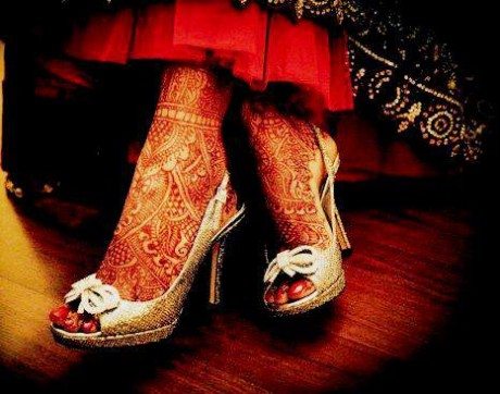 Bridal-Wedding Henna Mehndi Designs New Best Mehndi for Hand-Feet-8