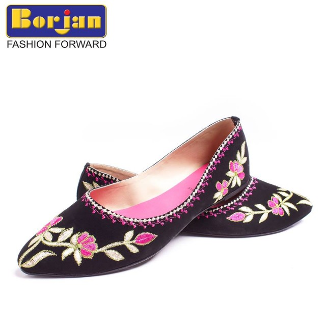 Girls-Womens Latest Ladies Fashion Footwear  by Borjan Shoes-1