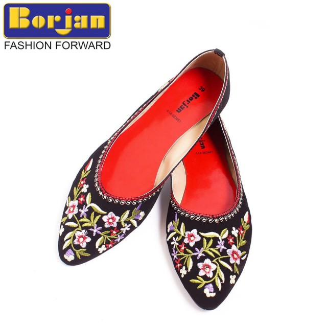 Girls-Womens Latest Ladies Fashion Footwear  by Borjan Shoes-2