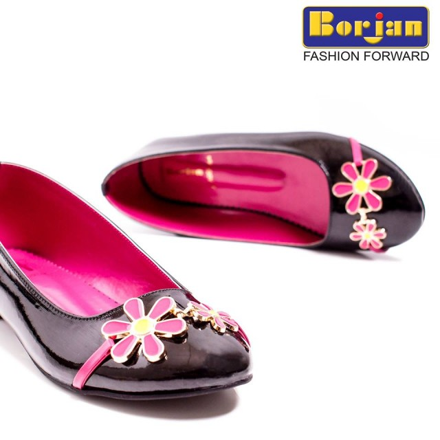 Girls-Womens Latest Ladies Fashion Footwear  by Borjan Shoes-4