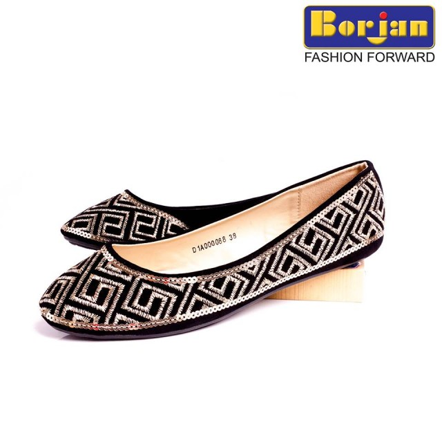 Girls-Womens Latest Ladies Fashion Footwear  by Borjan Shoes-5
