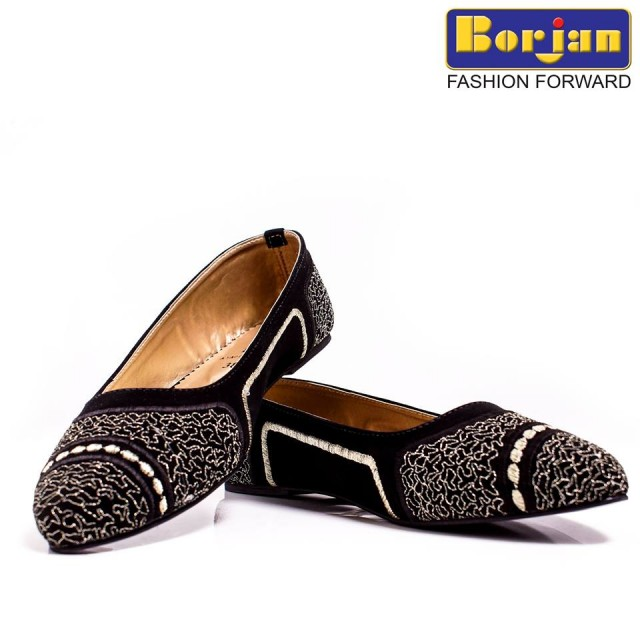 Girls-Womens Latest Ladies Fashion Footwear  by Borjan Shoes-