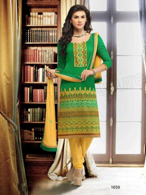New Stylish Casual Wear Salwar Kameez Design Catalog by Natasha Couture-2