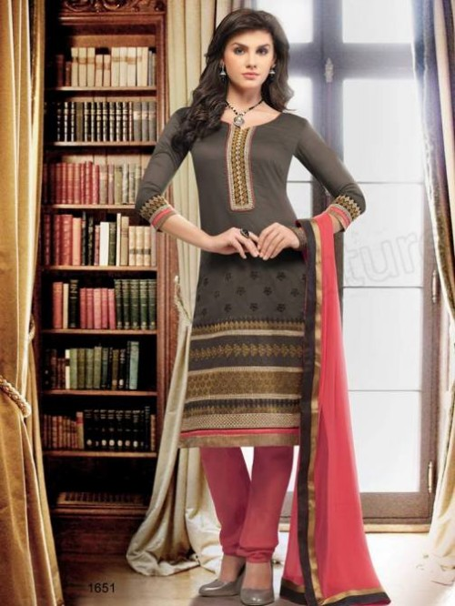 New Stylish Casual Wear Salwar Kameez Design Catalog 2015 By Natasha Couture