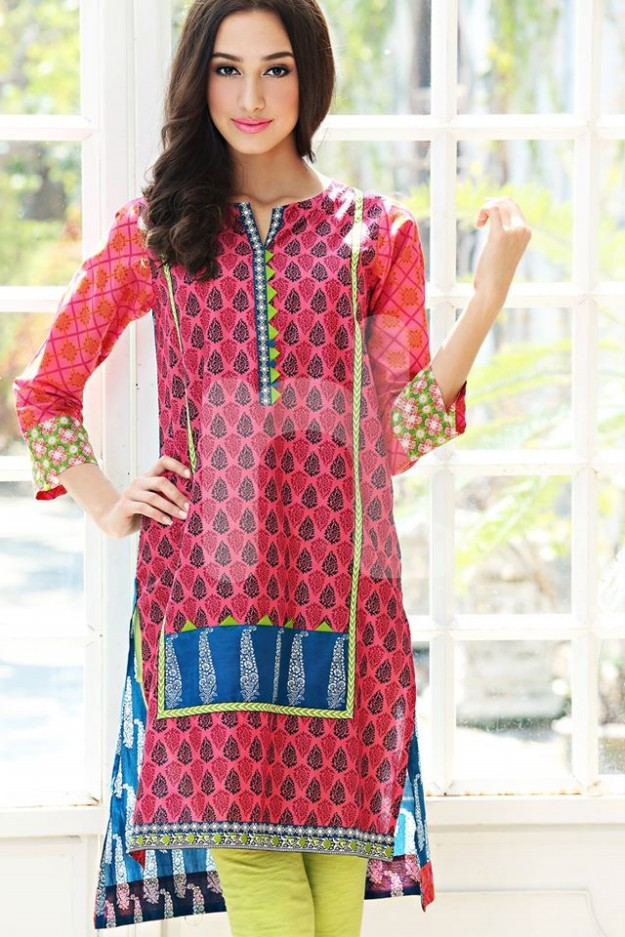 Nishat Linen NL Pret Spring-Summer New Fashionable Dresses For Girls-Women-2