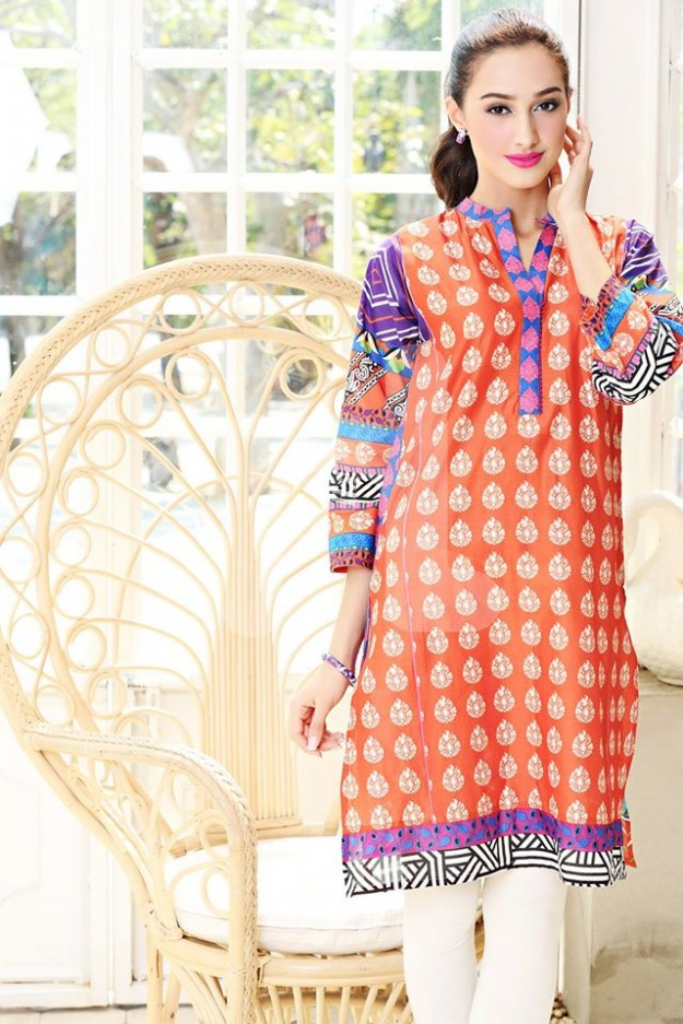 Nishat Linen NL Pret Spring-Summer New Fashionable Dresses For Girls-Women-3
