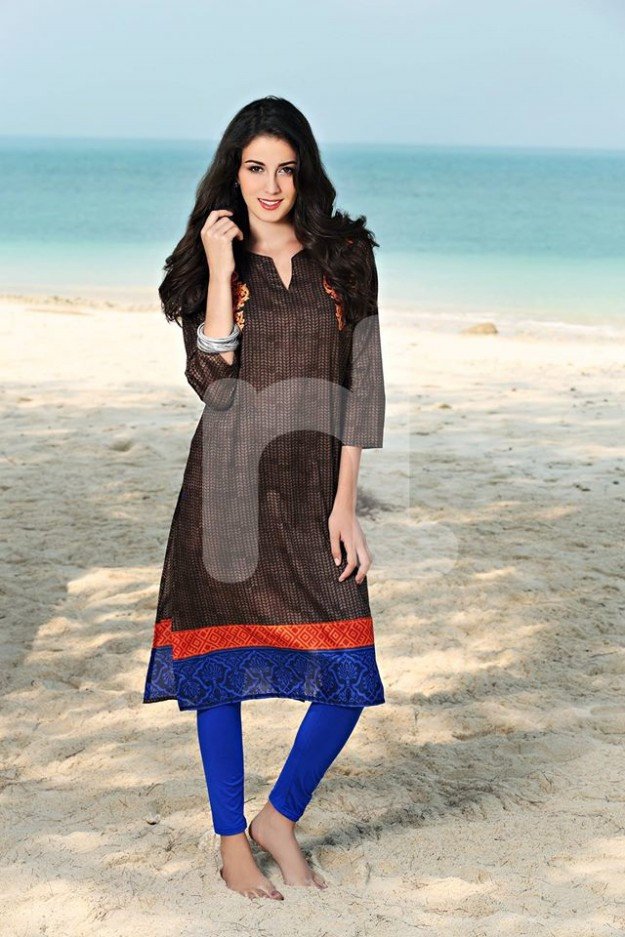 Nishat Linen NL Pret Spring-Summer New Fashionable Dresses For Girls-Women-5
