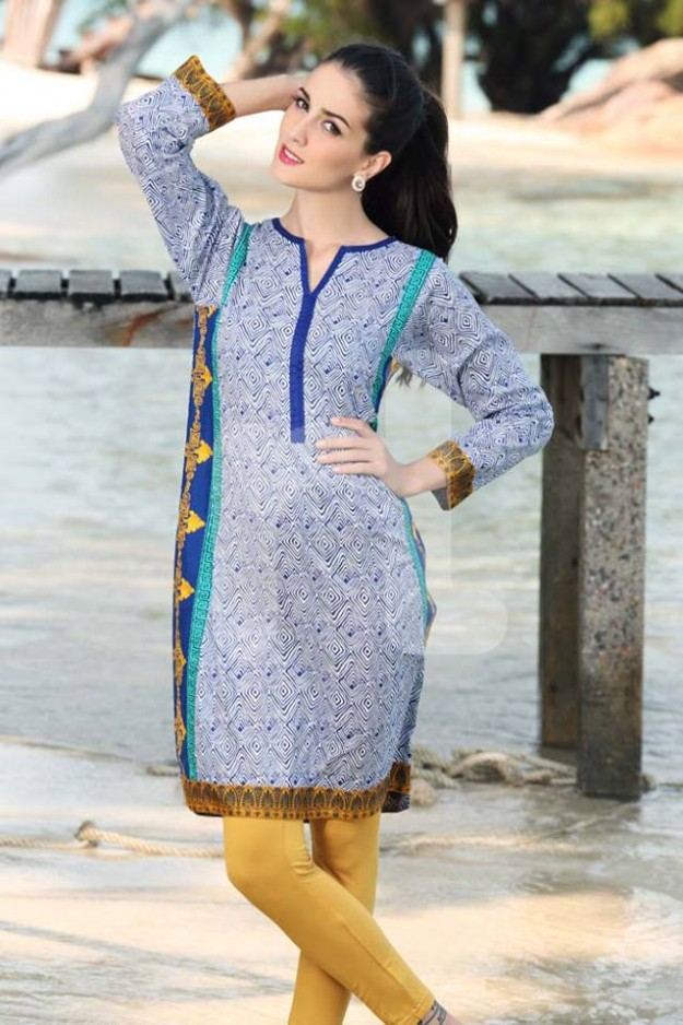 Nishat Linen NL Pret Spring-Summer New Fashionable Dresses For Girls-Women-8