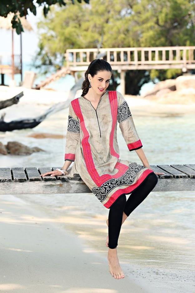 Nishat Linen NL Pret Spring-Summer New Fashionable Dresses For Girls-Women-