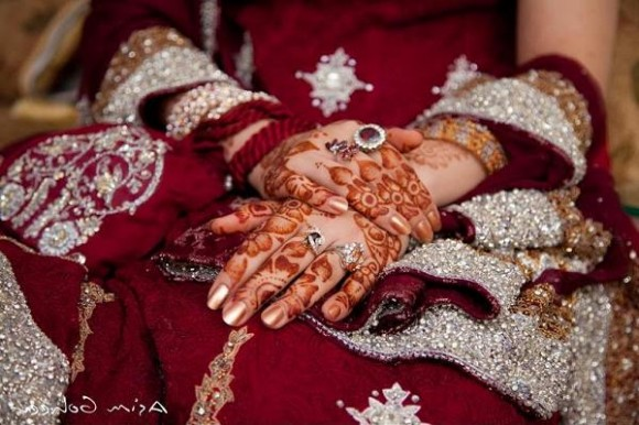 Beautiful Best Wedding-Bridal Henna Mehndi Designs Collection for Brides-Girls-7