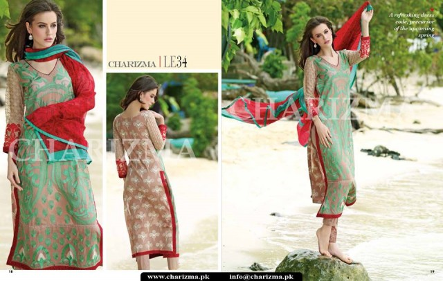 Charizma New Fashion Summer-Spring Formal Wear Suits for Girls-Women-7