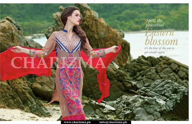 Charizma New Fashion Summer-Spring Formal Wear Suits for Girls-Women-8