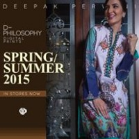 New Fashion Dress Designer Deepak Perwani Spring-Summer Clothes  for Girls-Women-7