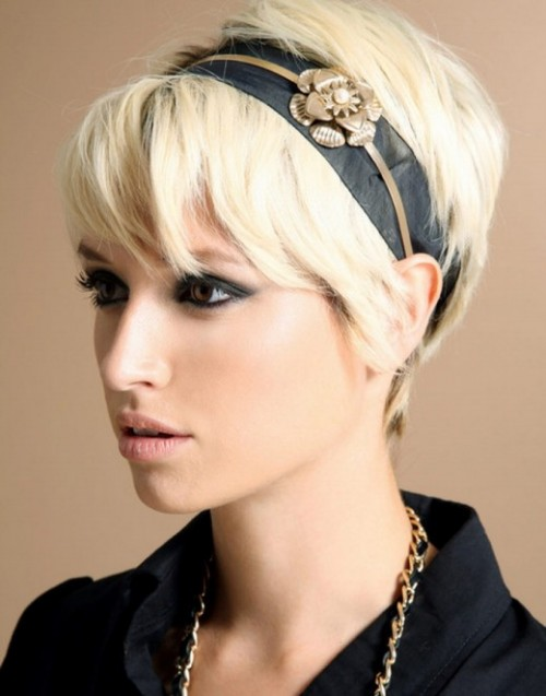 Stylish Western Wedding-Bridal Hairstyles for for Brides and Night-Evening Party Receptions-8