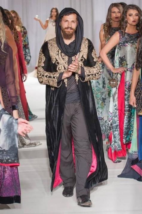Gul Ahmed London Fashion Week 5 Western Dresses-3
