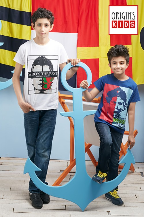 Origins Ready Made Stylish Summer-Spring Wear New Fashioable Outfits for Chids-Kids-13