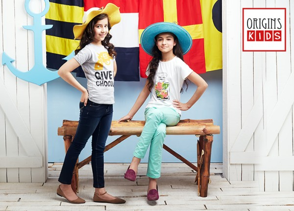Origins Ready Made Stylish Summer-Spring Wear New Fashioable Outfits for Chids-Kids-2
