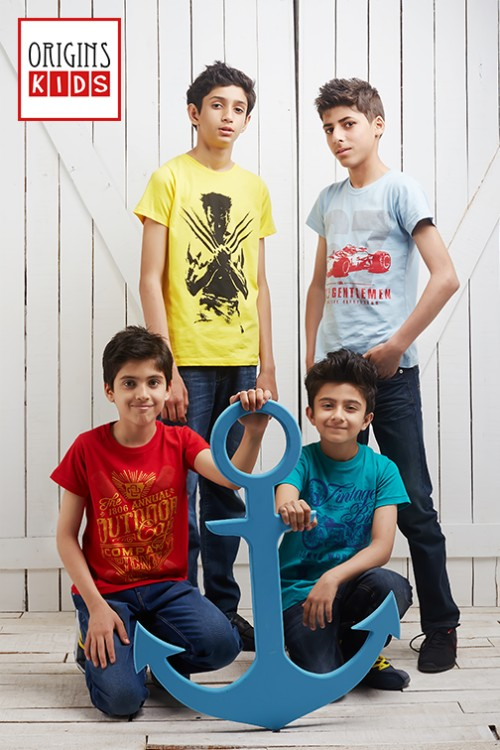 Origins Ready Made Stylish Summer-Spring Wear New Fashioable Outfits for Chids-Kids-8