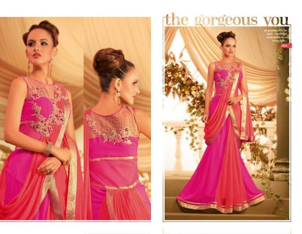 Beautiful Bridesmaid Drapes Maxi Gowns Catalog for Wedding-Bridal,Brides Wear Suits-6