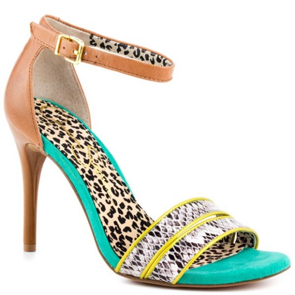 Jessica Simpson Latest Fashion of Long-High Heel Sandals-Footwear-Shoes For Girls-Ladies-2