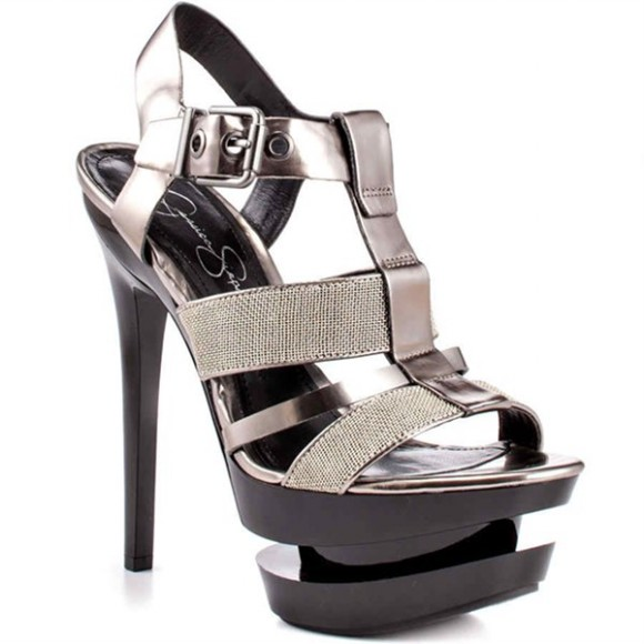 Jessica Simpson Latest Fashion of Long-High Heel Sandals-Footwear-Shoes For Girls-Ladies-3