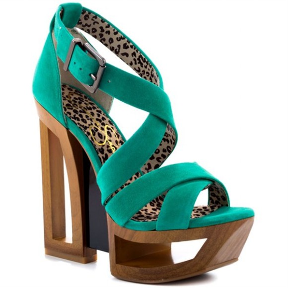 Jessica Simpson Latest Fashion of Long-High Heel Sandals-Footwear-Shoes For Girls-Ladies-6