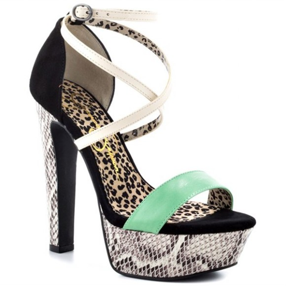 Jessica Simpson Latest Fashion of Long-High Heel Sandals-Footwear-Shoes For Girls-Ladies-8