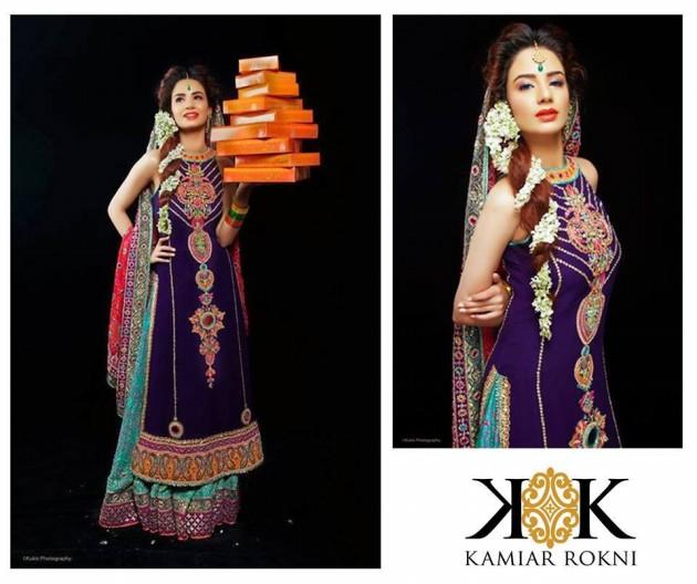 Kamiar Rokni Latest Wedding-Bridal Groom Pret Dress for Brides-Dulhan-3