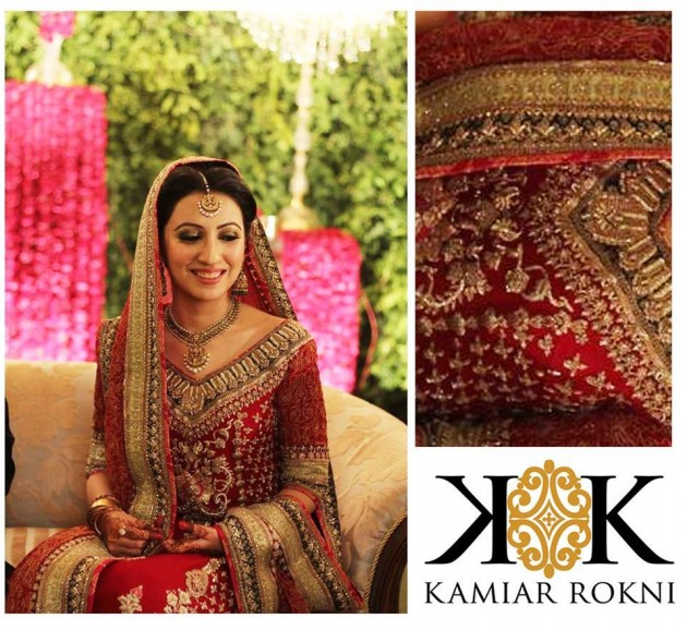 Kamiar Rokni Latest Wedding-Bridal Groom Pret Dress for Brides-Dulhan-4