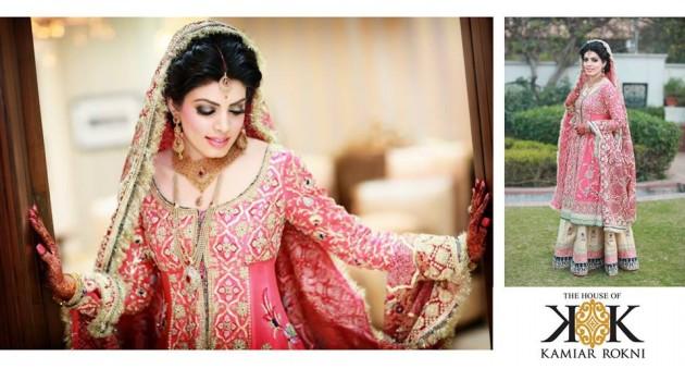 Kamiar Rokni Latest Wedding-Bridal Groom Pret Dress for Brides-Dulhan-6