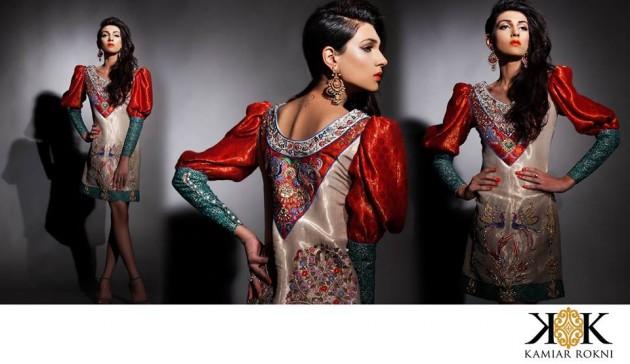 Kamiar Rokni Latest Wedding-Bridal Groom Pret Dress for Brides-Dulhan-7