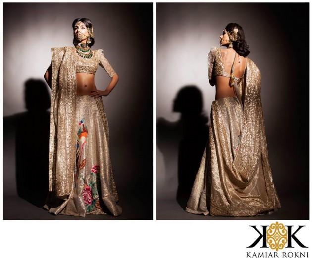 Kamiar Rokni Latest Wedding-Bridal Groom Pret Dress for Brides-Dulhan-8