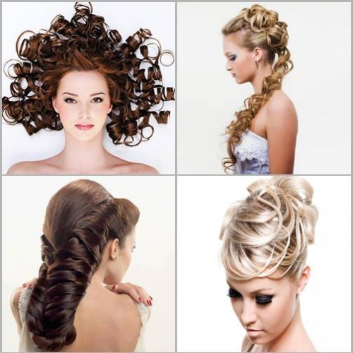 Trendy Curly-Layered-Stylish Best Hairstyle For Girls-Women Long-Medium-Short Hair Cuts-9