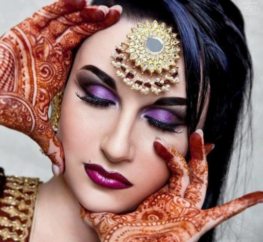 New Look Beautiful Eid-Chand Raat Best Mehndi Design For Girls Hands-8