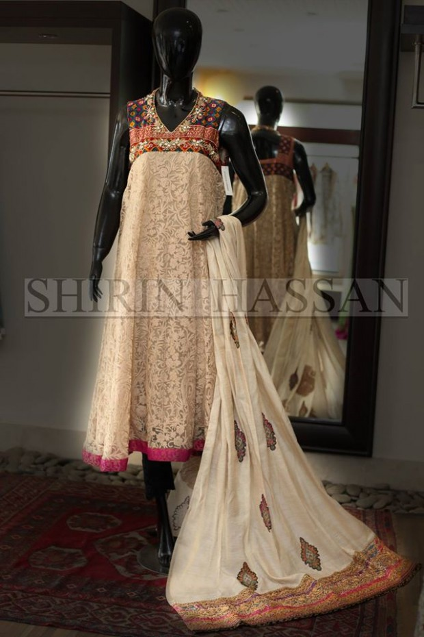 New Fashion Designer Shirin Hassan Wedding-Bridal Wear Dresses for Brides-Girls-Dulhan-6