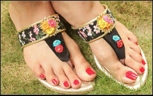 Triangles Shoes-Footwear Design for Teen-Young Girls New Fashion Sandal-3