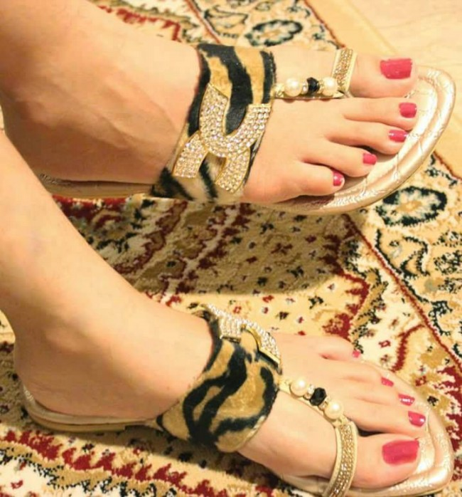 Triangles Shoes-Footwear Design for Teen-Young Girls New Fashion Sandal-7
