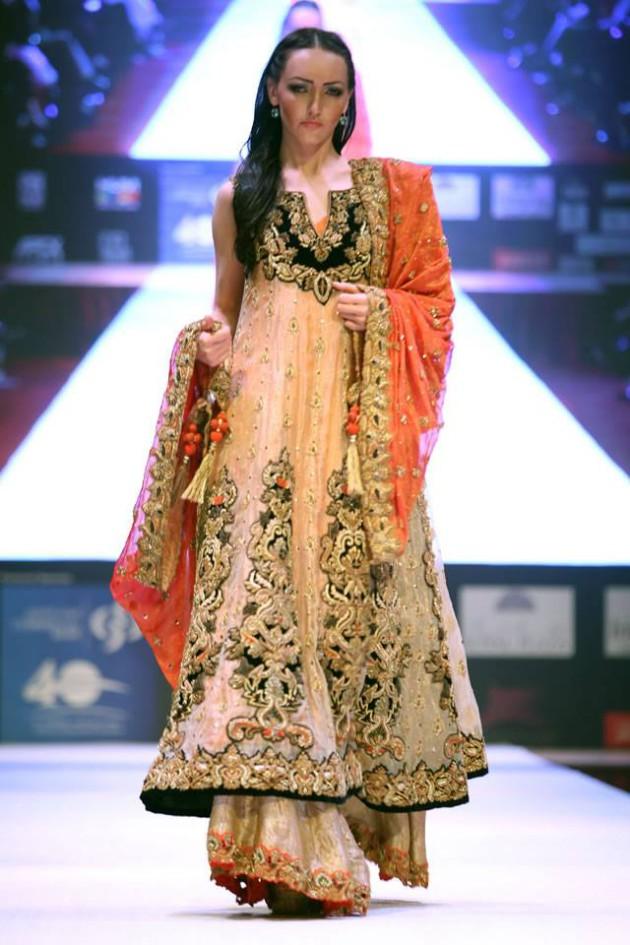 Dress Designer Asim Jofa International New Wedding-Bridal Fashion Festival in Doha-5