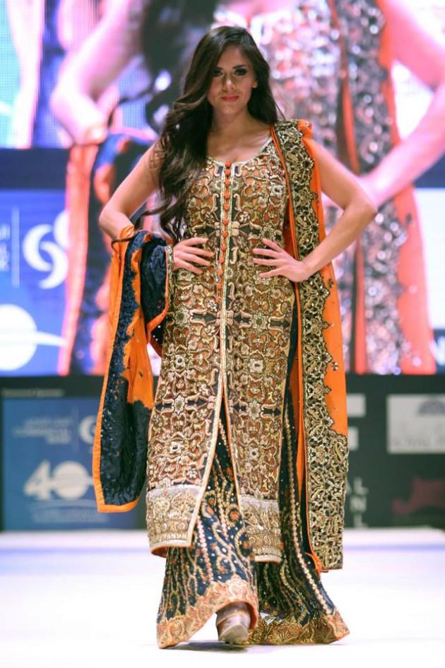 Dress Designer Asim Jofa International New Wedding-Bridal Fashion Festival in Doha-6