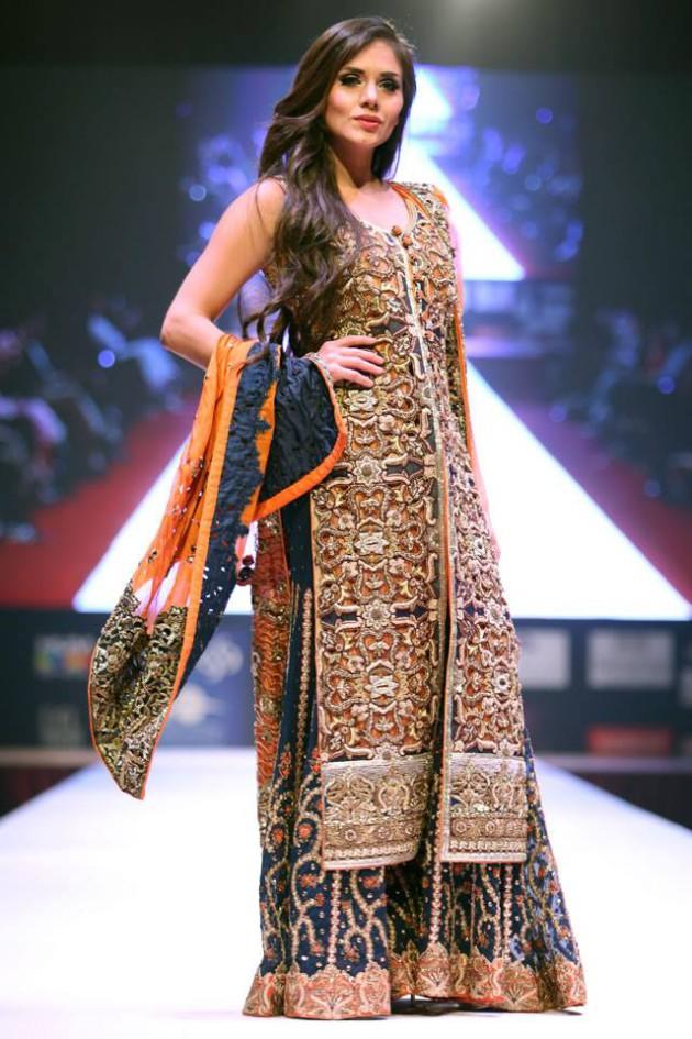 Dress Designer Asim Jofa International New Wedding-Bridal Fashion Festival in Doha-7