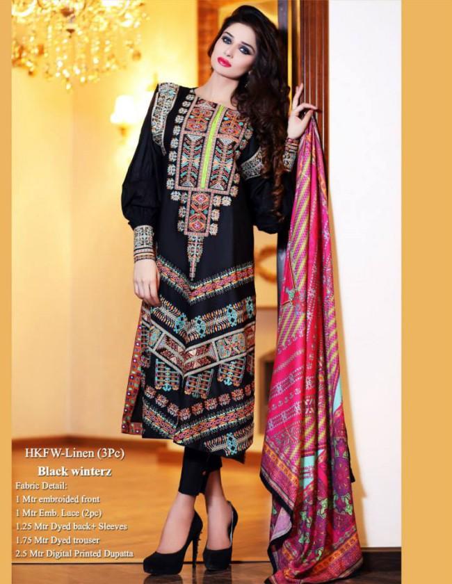 Hadiqa Kiani New Fashionable Dresses For Girls-Women Latest Outfits-4