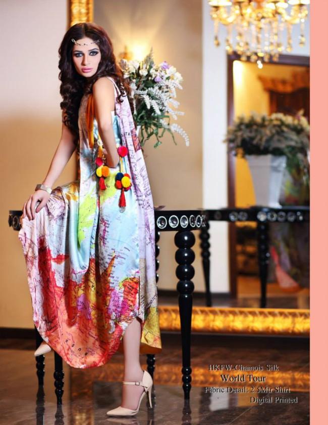Hadiqa Kiani New Fashionable Dresses For Girls-Women Latest Outfits-5