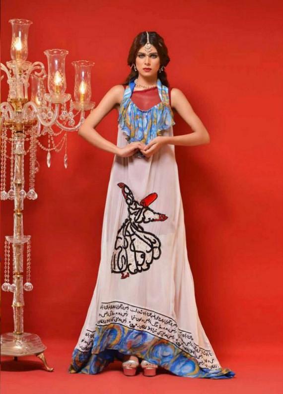 Hadiqa Kiani New Fashionable Dresses For Girls-Women Latest Outfits-8