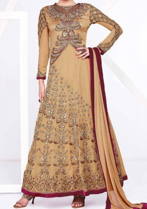 New Bright Colours Salwar Kameez Images with Latest Fashion Dress Design-